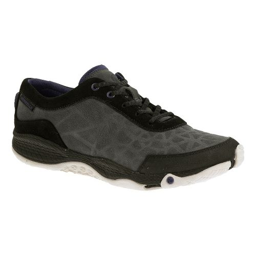 Womens Merrell AllOut Leap Casual Shoe - Black 10