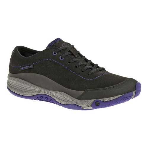 Womens Merrell AllOut Burst Casual Shoe - Black 9