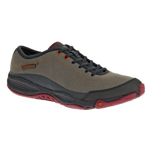 Womens Merrell AllOut Burst Casual Shoe - Navy 5