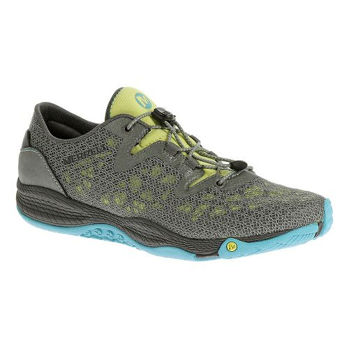 Womens Merrell AllOut Shine Casual Shoe - Monument 11