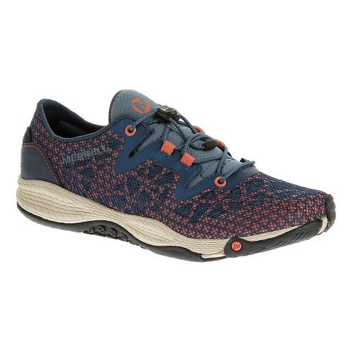 Womens Merrell AllOut Shine Casual Shoe - Tahoe 6