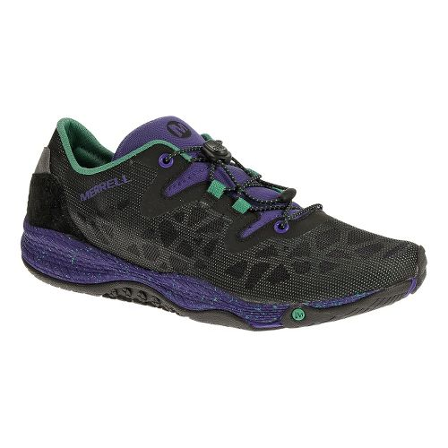 Womens Merrell AllOut Shine Casual Shoe - Black 7