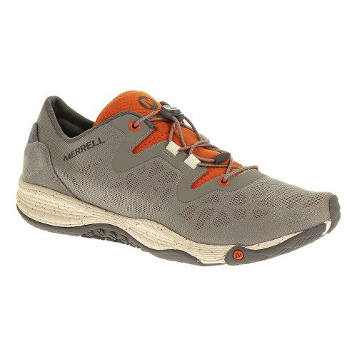 Womens Merrell AllOut Shine Casual Shoe - Wild Dove 8