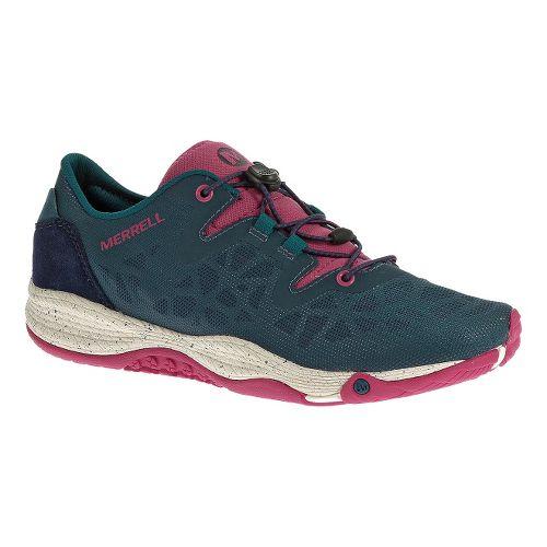 Womens Merrell AllOut Shine Casual Shoe - Geranium 10