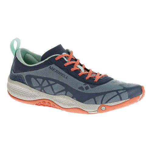 Womens Merrell AllOut Soar Casual Shoe - Tahoe 10