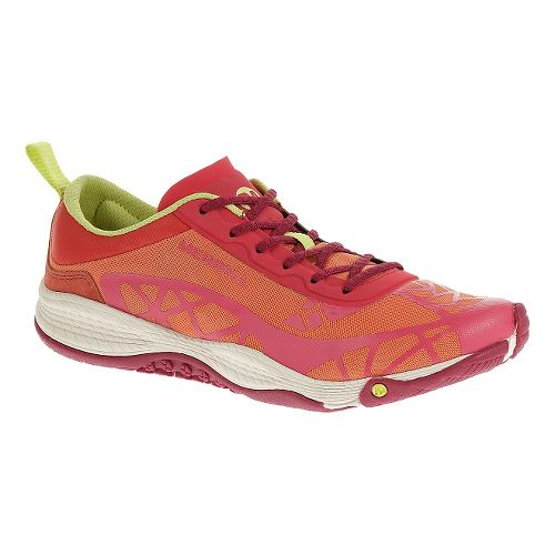 Womens Merrell AllOut Soar Casual Shoe - Geranium 7