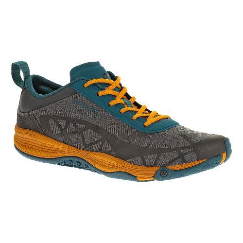 Womens Merrell AllOut Soar Casual Shoe - Saxony Blue 8
