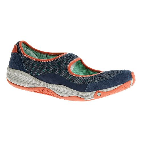 Womens Merrell AllOut Bold Casual Shoe - Tahoe 8