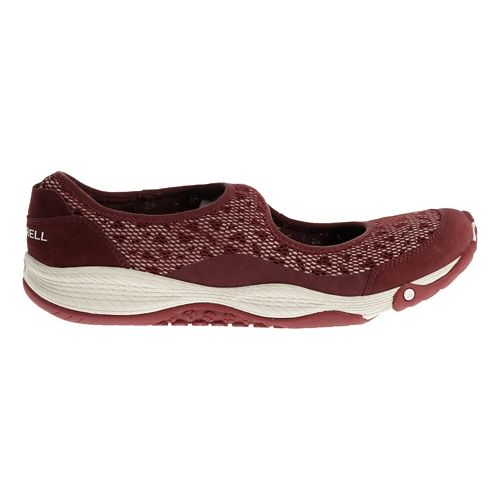Womens Merrell AllOut Bold Casual Shoe - Scooter Red 9