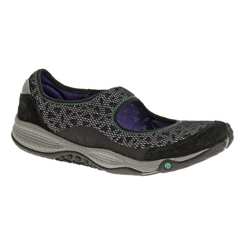 Womens Merrell AllOut Bold Casual Shoe - Black 6