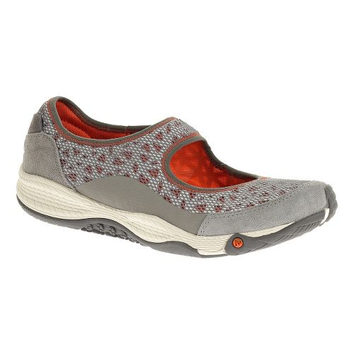 Womens Merrell AllOut Bold Casual Shoe - Wild Dove 7.5