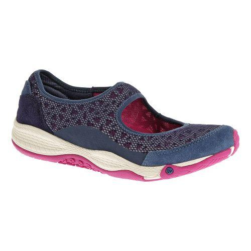 Womens Merrell AllOut Bold Casual Shoe - Geranium 9