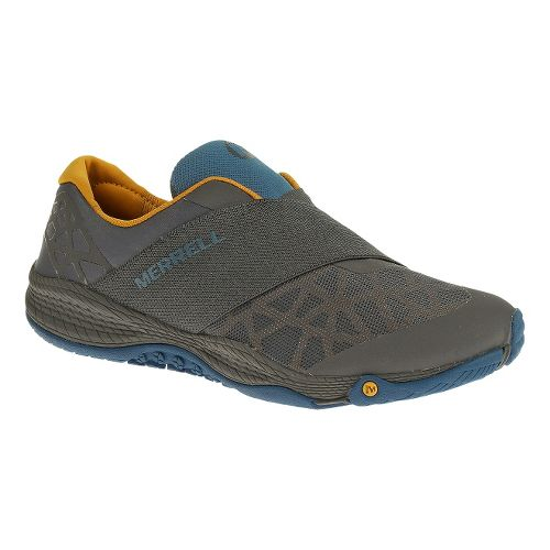 Womens Merrell AllOut Rave Casual Shoe - Granite 7