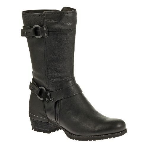 Womens Merrell Shiloh Peak Casual Shoe - Black 8.5