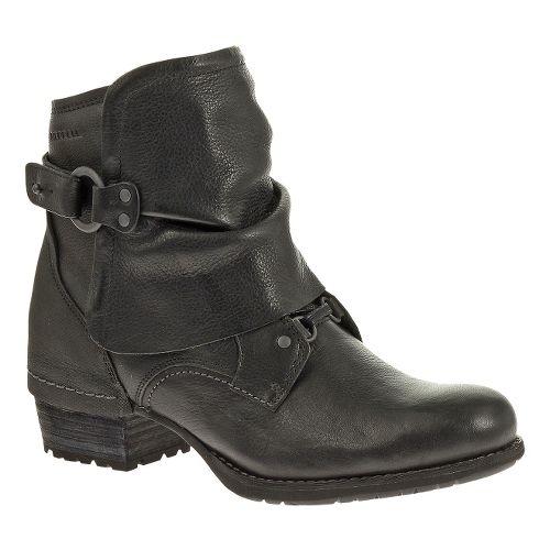 Womens Merrell Shiloh Cuff Casual Shoe - Black 7.5