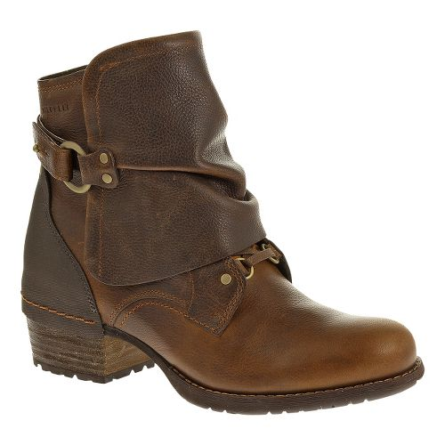 Womens Merrell Shiloh Cuff Casual Shoe - Oak 7