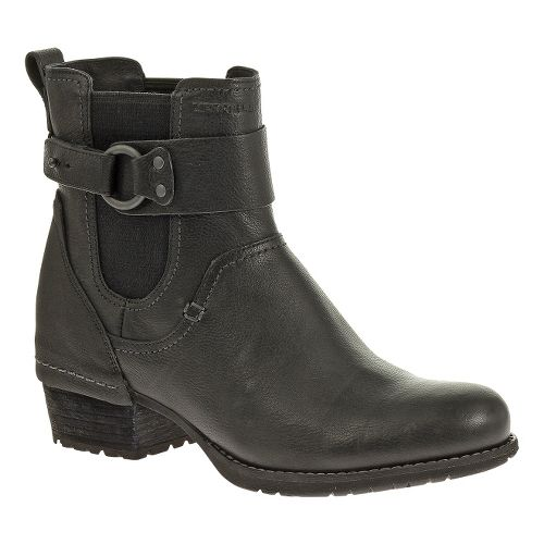 Womens Merrell Shiloh Pull Casual Shoe - Black 6.5