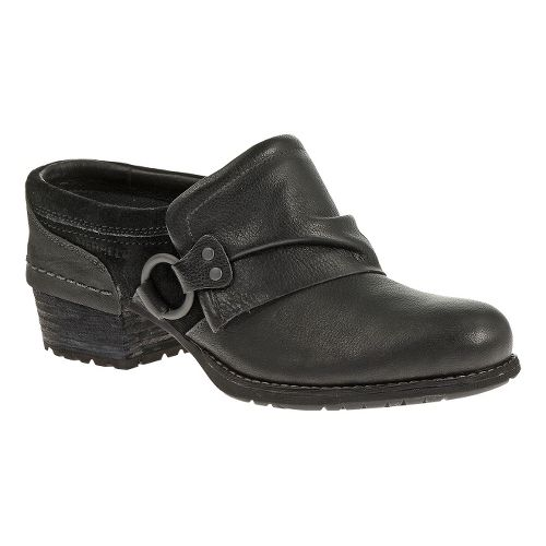 Womens Merrell Shiloh Slide Casual Shoe - Black 5