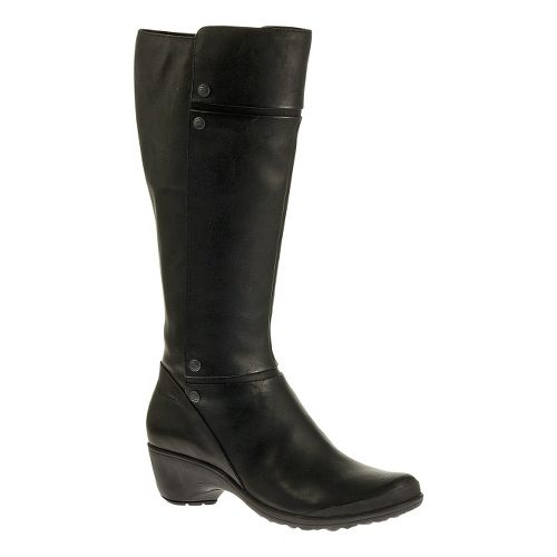Womens Merrell Veranda Peak Casual Shoe - Black 5