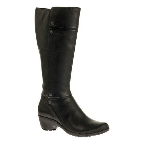 Womens Merrell Veranda Peak Casual Shoe - Black 6.5