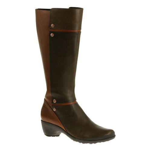 Womens Merrell Veranda Peak Casual Shoe - Brown 10.5