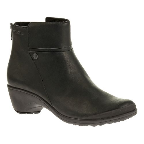 Womens Merrell Veranda Mid Casual Shoe - Black 8.5