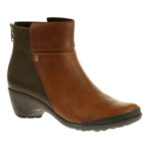Womens Merrell Veranda Mid Casual Shoe - Brown 5