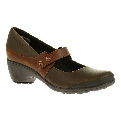 Womens Merrell Veranda Emme Casual Shoe - Brown 5