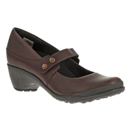 Womens Merrell Veranda Emme Casual Shoe - Burgundy 6