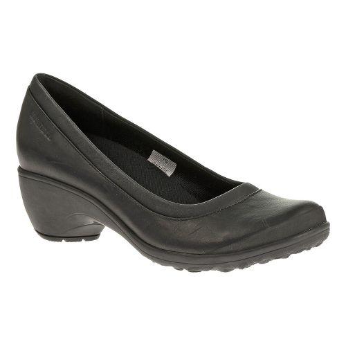 Womens Merrell Veranda Casual Shoe - Black 10.5
