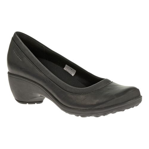 Womens Merrell Veranda Casual Shoe - Black 6
