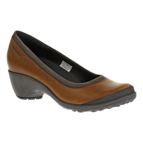 Womens Merrell Veranda Casual Shoe - Brown 9.5