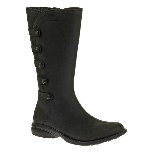 Womens Merrell Captiva Launch 2 Waterproof Casual Shoe - Black 10