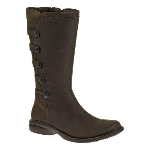 Womens Merrell Captiva Launch 2 Waterproof Casual Shoe - Espresso 8.5