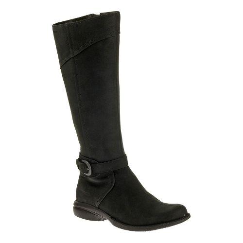 Womens Merrell Captiva Buckle-up Waterproof Casual Shoe - Black 7.5