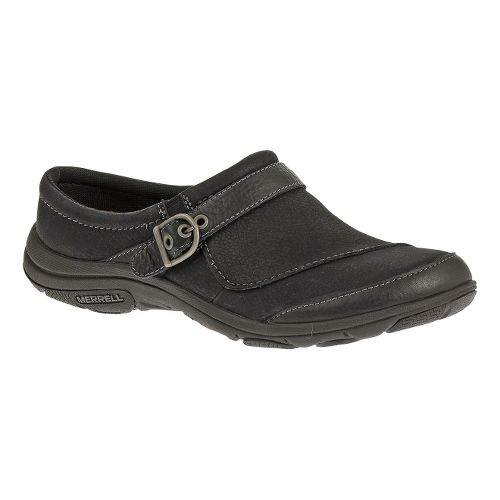 Womens Merrell Dassie Slide Casual Shoe - Black 5