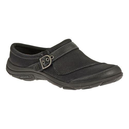Womens Merrell Dassie Slide Casual Shoe - Black 9.5