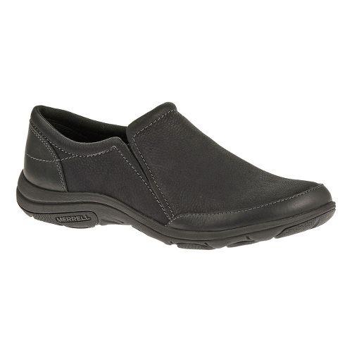 Womens Merrell Dassie Moc Casual Shoe - Black 5.5