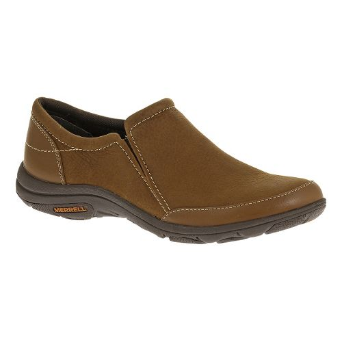 Womens Merrell Dassie Moc Casual Shoe - Oak 7.5