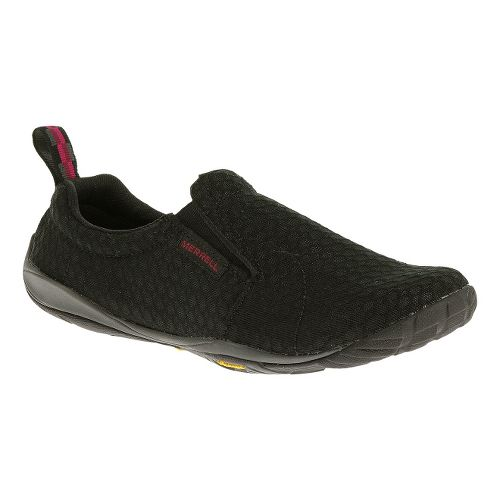 Womens Merrell Jungle Glove Breeze Casual Shoe - Black 9.5
