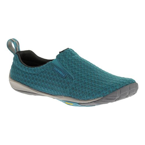 Womens Merrell Jungle Glove Breeze Casual Shoe - Blue 7.5