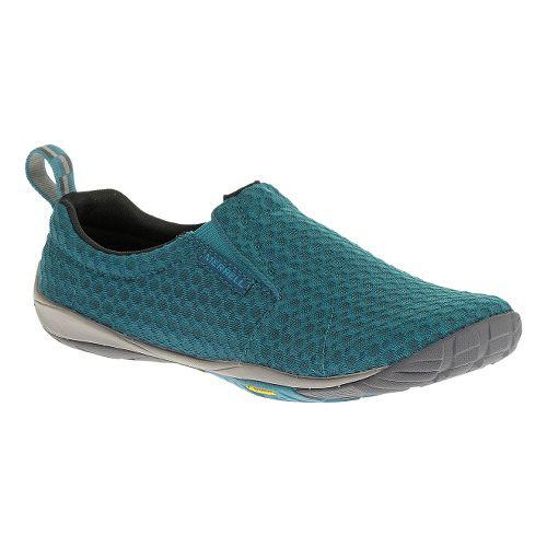 Womens Merrell Jungle Glove Breeze Casual Shoe - Blue 9.5