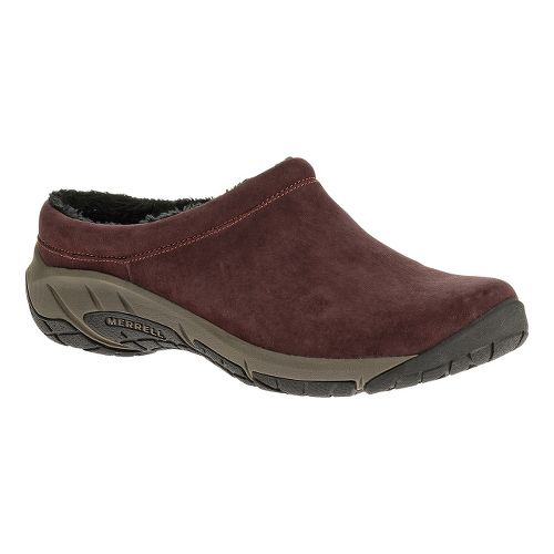 Womens Merrell Encore Nova Crystal Casual Shoe - Bourbon 9