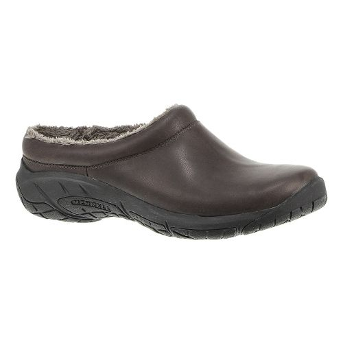 Womens Merrell Encore Nova Crystal Leather Casual Shoe - Bracken 6.5