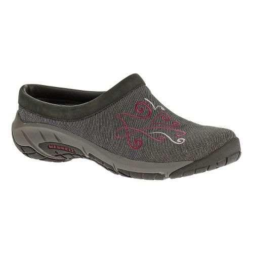 Womens Merrell Encore Blues Casual Shoe - Black 9