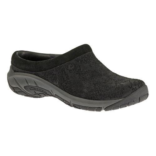 Womens Merrell Encore Frill Casual Shoe - Black 11
