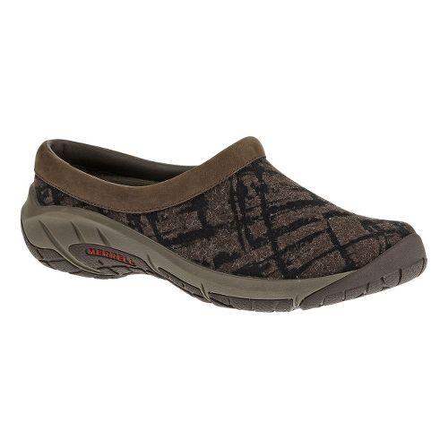 Womens Merrell Encore Etch Casual Shoe - Brown 6.5