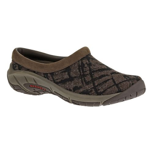 Womens Merrell Encore Etch Casual Shoe - Brown 9.5