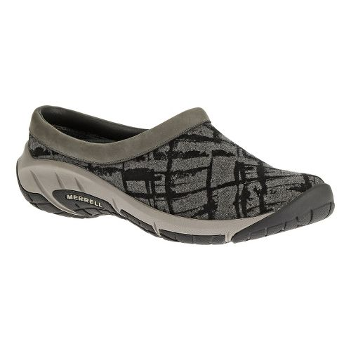 Womens Merrell Encore Etch Casual Shoe - Grey 6.5