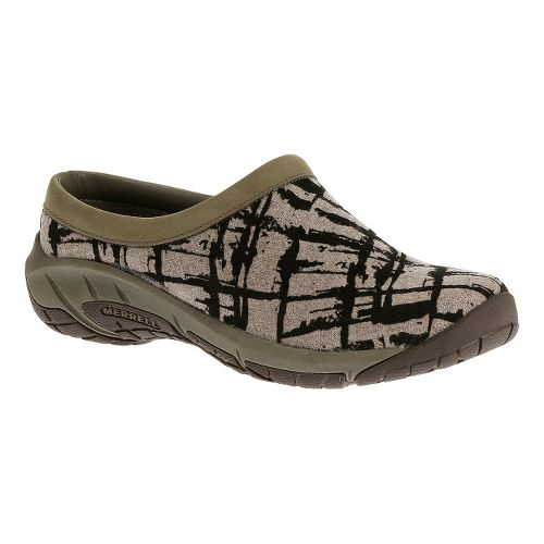 Womens Merrell Encore Etch Casual Shoe - Plum 10